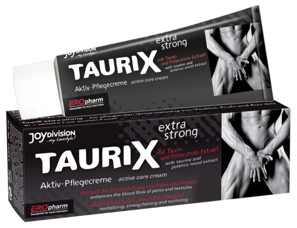 TauriX extra strong Crema potenziante