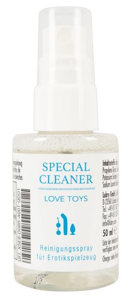 Disinfettante per Sex Toys Special Cleaner