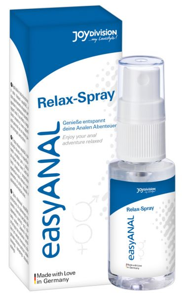 easyANAL Relax Spray Rilassante Anale
