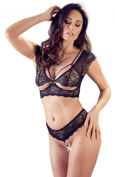 Set Top e String in Pizzo