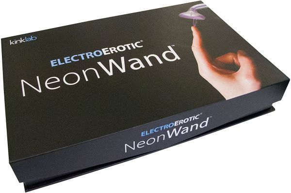 Kink Lab Neon Wand Violet Wand