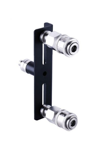 Double Quick Connector Accessorio Hismith